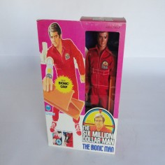 Six million dollar man second edition